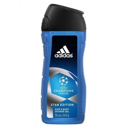 Adidas  Champions League Star Edition Shower Gel 250 ml / 8.4 fl oz