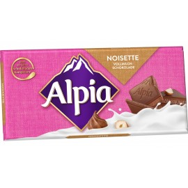 Alpia Noisette Chocolate 100 g / 3.4 oz