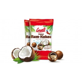 Casali Original Rum Coconut Dragée 100 g / 3.4 oz
