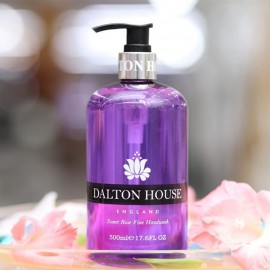 Dalton House England Sweet Rose Fine Handwash 500 ml / 17.6 fl oz