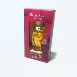 Priscilla Presley Roses and More Eau de Toilette 20 ml / 0.7 fl oz