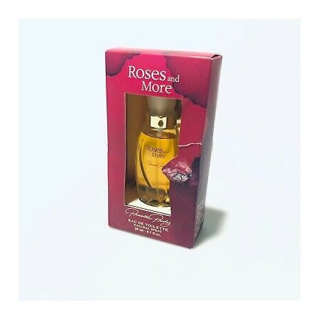 Priscilla Presley Roses and More Eau de Toilette 20 ml / 0.7 fl oz