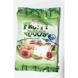 Tayas Fruity Duos Hard Candy 90 g / 3.17 oz