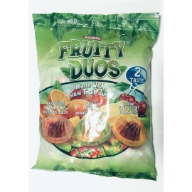 Tayas Fruity Duos Hard Candy 1 kg / 33.4 oz