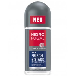 Hidrofugal Men Frisch & Stark / Fresh & Strong Antiperspirant Roll-On 50 ml / 1.7 fl oz