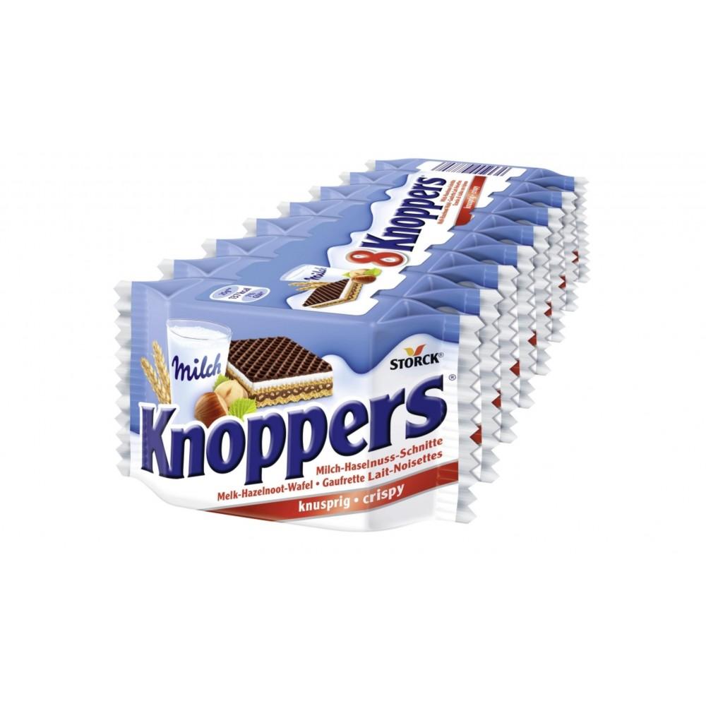 Storck Knoppers 8-Pack 200 g / 6.8 oz