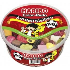 Haribo Color-Rado 1 kg / 34 oz