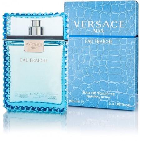 Versace Man Eau Fraiche Eau de Toilette 100 ml / 3.4 fl oz