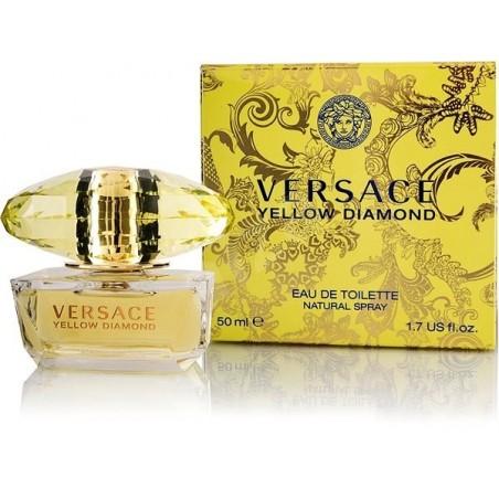 Versace Yellow Diamond Eau de Toilette 50 ml / 1.7 fl oz