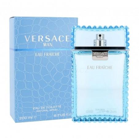Versace Man Eau Fraiche Eau de Toilette 200 ml / 6.7 fl oz