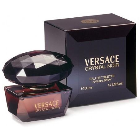 Versace Crystal Noir Eau de Toilette 50 ml / 1.7 fl oz
