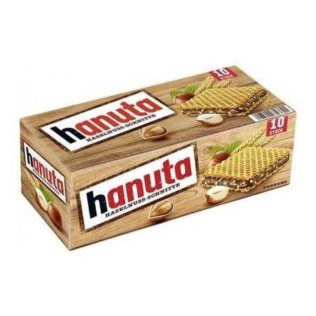Ferrero Hanuta Hazelnut Wafers 220 g