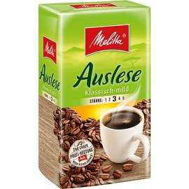 Melitta Auslese / Selection Classic-Mild 500 g / 17 oz