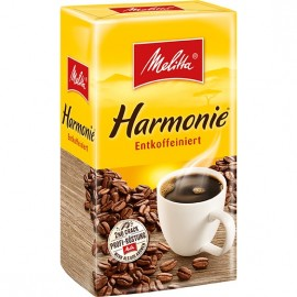 Melitta Harmonie Decaffeinated 500 g / 17 oz