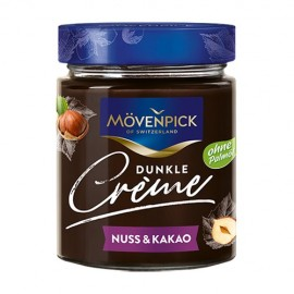 Mövenpick Dark Cream Nut & Cocoa 300 g / 10 oz