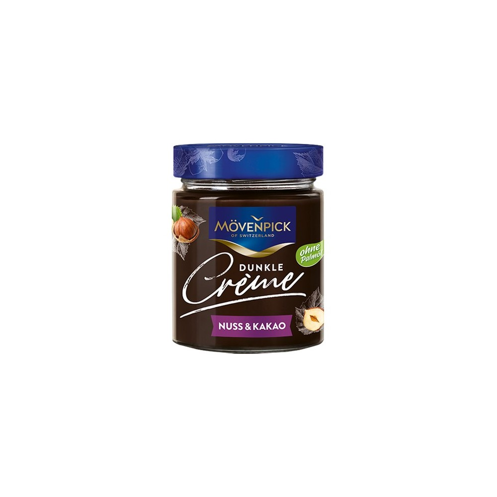Mövenpick Dark Cream Nut & Cocoa 300 g / 10 oz
