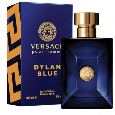 Versace Pour Homme Dylan Blue Eau De Toilette 100 ml / 3.4 fl oz