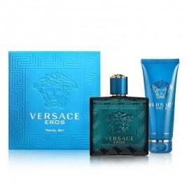 Versace Eros Eau De Toilette 100 ml / 3.4 fl oz + Shower Gel 100 ml / 3.4 fl oz