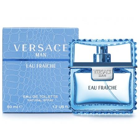 Versace Man Eau Fraiche Eau de Toilette 50 ml / 1.6 fl oz