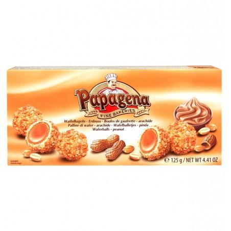 Papagena Waferballs Peanut 120 g / 4.23 oz