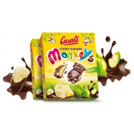 Casali Chocolate Banana Monkeys 140 g / 4.7 oz