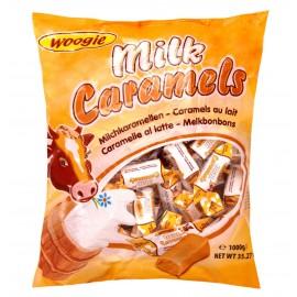 Woogie Milk Caramels 1000 g / 35.27 oz