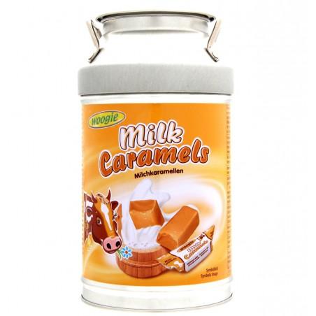 Woogie Milk Caramels Money Box 250 g