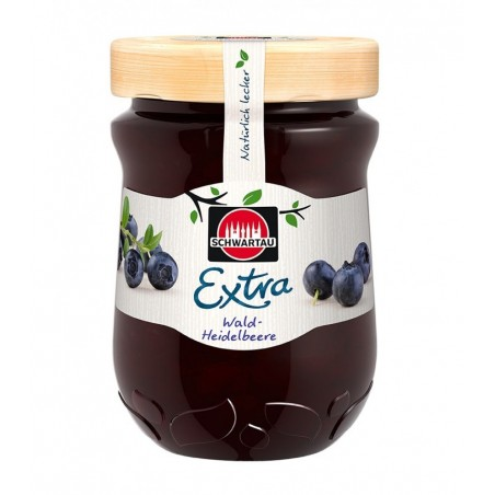Schwartau Extra Forest Blueberry 340 g / 11.3 oz
