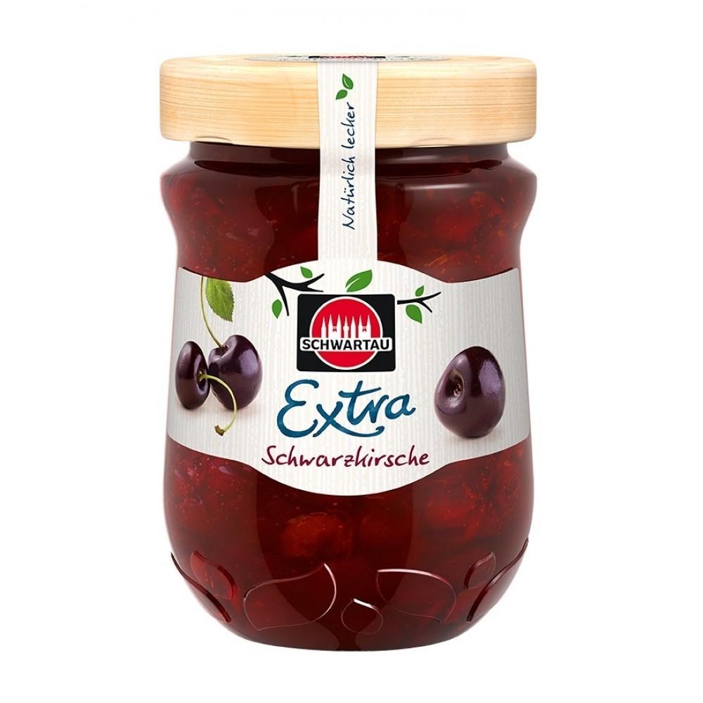 Schwartau Extra Black Cherry 340 g / 11.3 oz