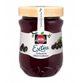 Schwartau Extra Blackcurrant 340 g / 11.3 oz