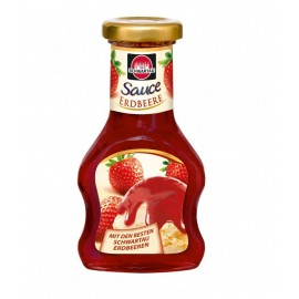Schwartau Sauce Strawberry 125 ml / 4.2 fl oz