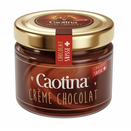 Caotina Swiss Chocolate Spread 300 g  / 10 oz