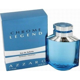 Azzaro Chrome Legend Eau de Toilette 75 ml / 2.6 fl oz