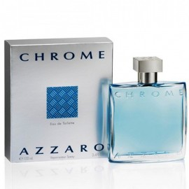 Azzaro Chrome Eau de Toilette 100 ml / 3.4 fl oz