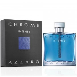 Azzaro Chrome Intense Eau de Toilette 100 ml / 3.4 fl oz