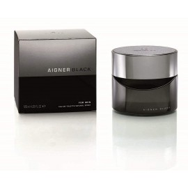 Aigner Black For Men Eau de Toilette 125 ml / 4.25 fl oz