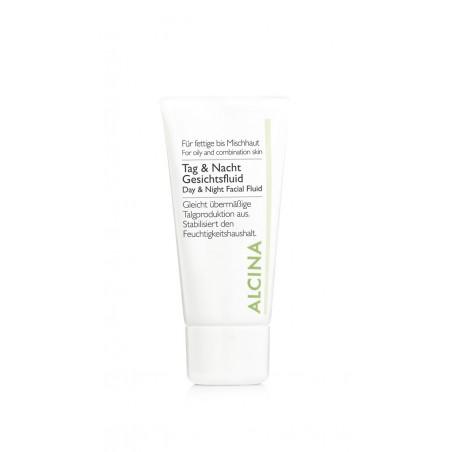 Alcina Day & Night Facial Fluid 50 ml / 1.7 fl oz