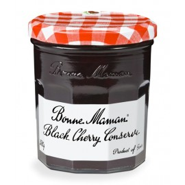 Bonne Maman Black Cherry Conserve 370 g / 12.3 oz