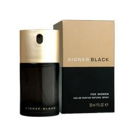 Aigner Black For Women Eau de Parfum 30 ml / 1 fl oz