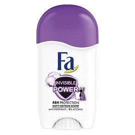 Fa Invisible Power Anti-Perspirant Stick 50ml / 1.7 oz