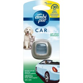 Ambi Pur Car Mini Freshener Pet Odour Eliminator 2 ml