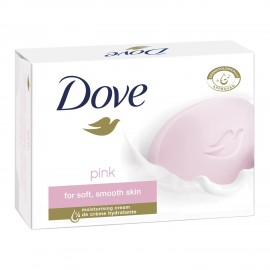 Dove Pink Beauty Bar Soap 100 g / 3.4 oz
