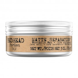 Tigi Bed Head Men Matte Separation Workable Wax 85 g / 3.02 oz