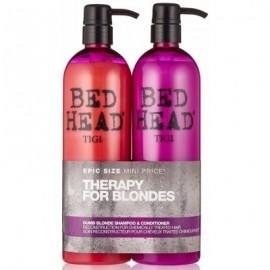 Tigi Bed Head Dumb Blonde Shampoo + Conditioner 750 ml / 25.36 fl oz