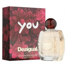 Desigual You Eau de Toilette 100 ml / 3.4 fl oz
