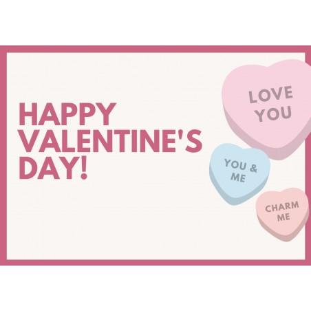 Happy Valentine's Day! Voucher