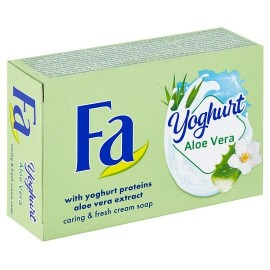 Fa Yoghurt Aloe Vera Soap Bar 90 g / 3 oz