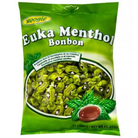Woogie Euka Menthol Bonbon 1000 g / 35.27 oz