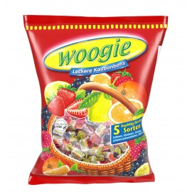 Woogie Chewy Sweets 500 g / 17.64 oz