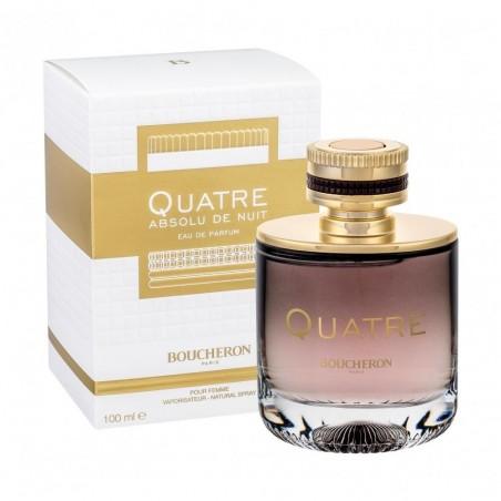 Boucheron Quatre Absolu De Nuit Eau de Parfum 100 ml / 3.3 fl oz